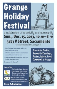 Grange Dec Holiday Fest