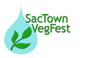 SacTown VegFest logo STVF smallb